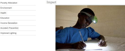 Nuru Light is a social enterprise that sought to invent an affordable and clean off-grid lighting system for the world's poor.